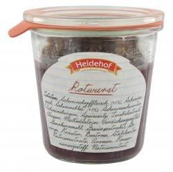 Heidehof Rotwurst
