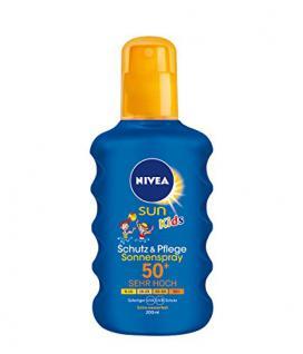 Nivea Sun Kids Pflegendes Sonnenspray LSF 50+