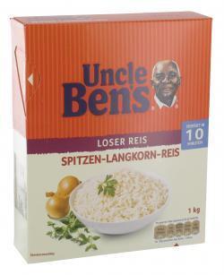 Uncle Bens 10 Minuten Reis