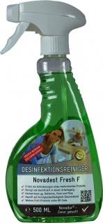 Novadur Desinfektionsreiniger Novadest Fresh F Novadur 500ml