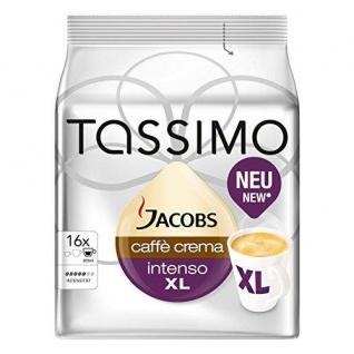 Tassimo Jacobs Caffé Crema intenso XL