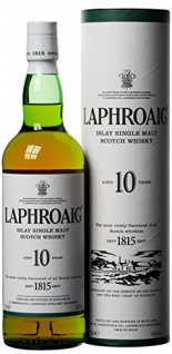 Laphroaig 10 Jahre Islay Single Malt Scotch Whisky 40% Vol. 700ml