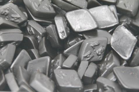 Lakritz Rauten zuckerfreies festes salziges Lakritz zuckerfrei 300g