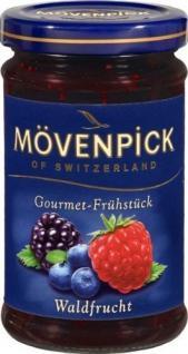 Mövenpick - Gourmet-Frühstück Waldfrucht süßer Aufstrich - 250g