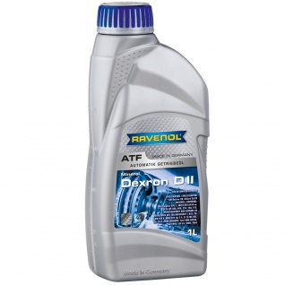 Ravenol ATF Dexron D II Getriebeöl Mineralisch Hochwertig 1L
