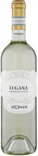 Zonin Lugana DOC Weißwein trocken elegant aus Italien 750ml 3er Pack