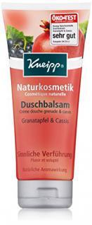 Kneipp Duschbalsam Granatapfel & Cassis, 200ml