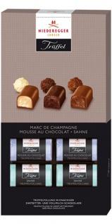 Niederegger Trüffel Variationen Pralinen mit Schokolade 200g