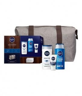 Nivea Men Männertrip Geschenkset Weekender Bag für Männer 550ml