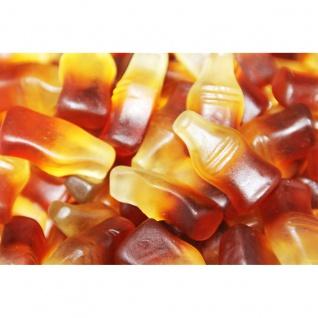 Fruchtgummi Colaflaschen mit intensivem Cola Geschmack 1000g