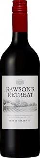 Rawson's Retreat Shiraz Cabernet Rotwein kräftig und würzig 750ml