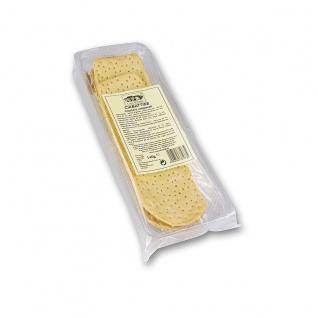 Casa Rinaldi Ciabattine flache Brotteigfladen mit grobem Salz 140g
