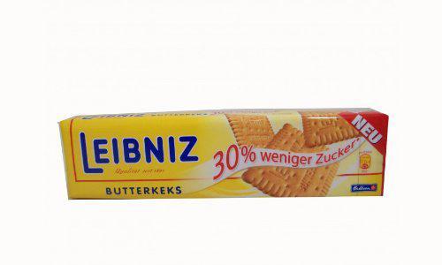 Leibniz Butterkeks 30% weniger Zucker 150g