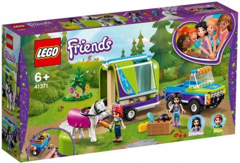 Lego Friends 41371 Mias Pferdetransporter für Kinder ab 6 Jahren - Vorschau