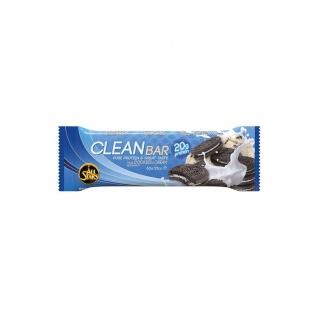 All Stars Clean Bar Cookie Cream zuckerarmer Proteinriegel 60g