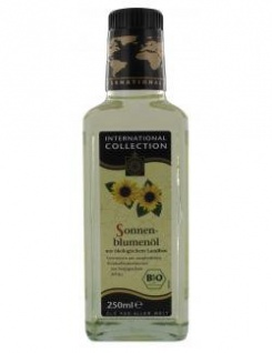 Sonnenblumenöl Spezialitätenöl 250ml Dressing Öl