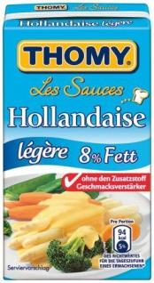 Thomy Les Sauces Hollandaise legere, 6er Pack (6 x 250 ml)
