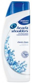 Head & Shoulders Anti-Schuppen Shampoo Classic Clean, 6er Pack (6 x 500 ml)