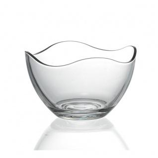 Ritzenhoff und Breker Wave Salatschale in modernem Design Glas 13cm