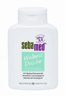 Sebamed Wellness Dusche, 3er Pack (3 x 200 ml)