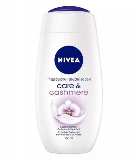 Nivea Duschcreme Care Cashmere Hydra IQ Technology 250ml 4er Pack