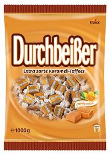 Storck Durchbeisser Karamell-Toffees - 1000gr
