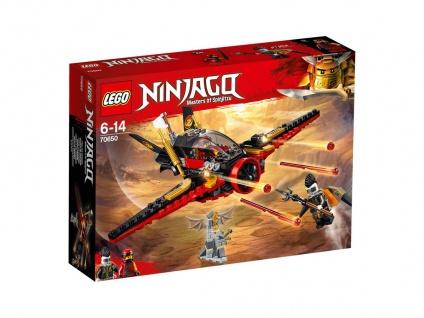 Lego Ninjago Masters of Spinjitzu 70650 Flügel-Speeder Zische durch die Lüfte