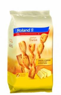 Roland Swiss Twist Schweizer Käse 4er Pack