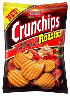 Lorenz Crunchips Roasted Chili Grilled