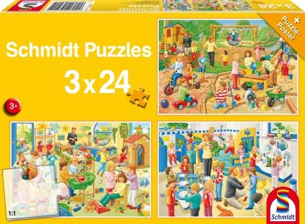 KIPU 3x24T Ein Tag im Kindergarten