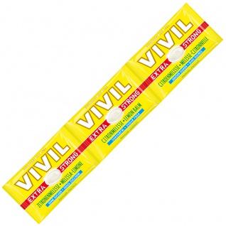 Vivil Extra Strong mit Zitronenmelissengeschmack ohne Zucker 110g