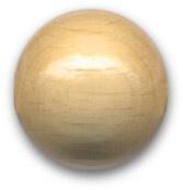 Holzperlen natur 10 mm