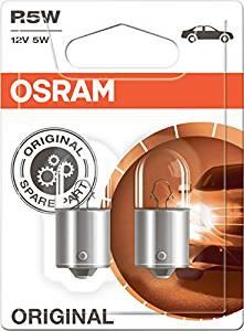 Osram 5007 KFZ Gluehlampe Kugel 5 W