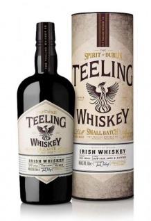 Teeling Irish Whiskey Small Batch Rum Finish fruchtig würzig 700ml