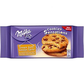 Milka - Cookies Sensations Innen Soft - 156g