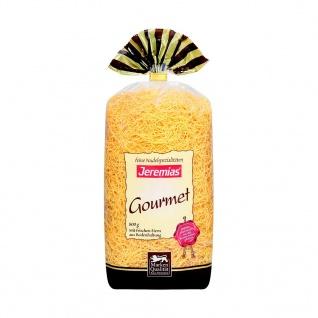 Jeremias Gourmet Frischei Fadennudeln aus Hartweizen 500g 3er Pack