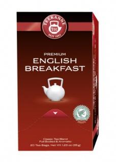 Teekanne Premium English Breakfast Schwarztee Mischung 5er Pack