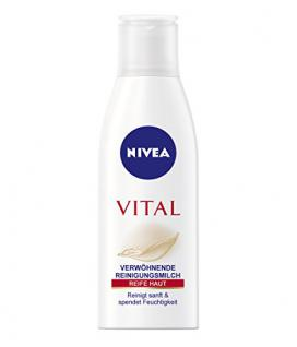 Nivea Vital Verwöhnende Reinigungsmilch, 200 ml