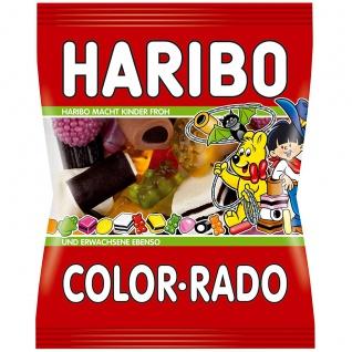 Haribo Color Rado Klassiker unter den Haribo Mischungen 100g