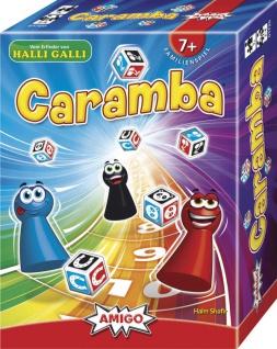 Amigo Caramba Ein spannendes und tolles Spiel für die ganze Familie