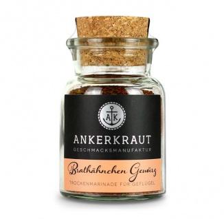 Ankerkraut Brathähnchen Gewürz Gewürzmischung im Krokenglas 75g