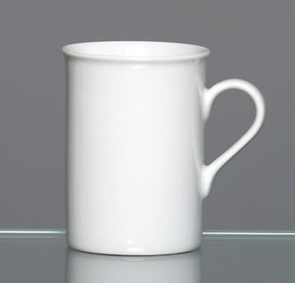 Ritzenhoff & Breker Snap Bianco Kaffeebecher Porzellan weiß 300 ml