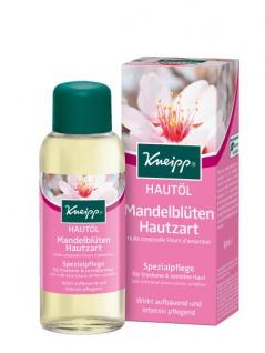 Kneipp Hautöl Mandelblüte für trockene und sensible Haut 100ml