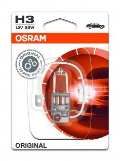 Osram 64151 H3 Kfz Gluehlampe 12V 55W
