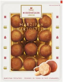 Niederegger saftige Marzipan Kartoffeln in feinsten Kakao 100g