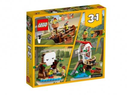 Lego Creator 31078 Baumhausschätze Erlebe aufregende Piratenabenteuer