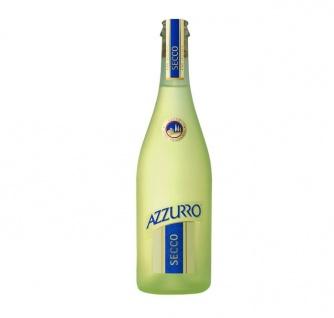 Azzurro Secco trocken Begleiter zur leichten Küche 750ml 6er Pack