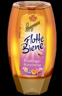 Langnese Flotte Biene Frühlings Blütenhonig fruchtig mild 250g