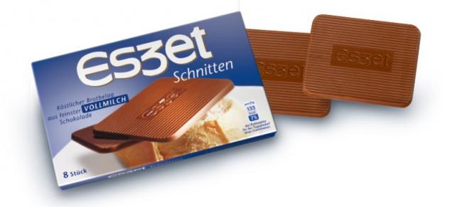 Eszet Schnitten Vollmilch 75g 20er Pack