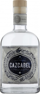 Cazcabel Tequila Blanco Silver Edition Premium Tequila 700ml